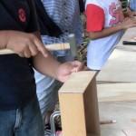 木工体験レポート